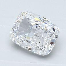 Recommended Stone #1: 1.28-Carat Cushion Cut