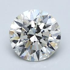 Recommended Stone #1: 2.01-Carat Round Cut
