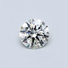 Recommended Stone #2: 0,40-Carat Round Cut