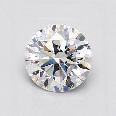 Recommended Stone #1: 1.01-Carat Round Cut Diamond