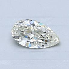 Recommended Stone #1: 0.50-Carat Pear Cut Diamond