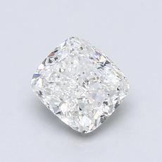 Target Stone: 1.00-Carat Cushion Cut Diamond