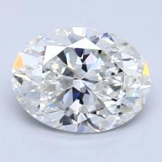 Recommended Stone #3: 1.80-Carat Oval Cut