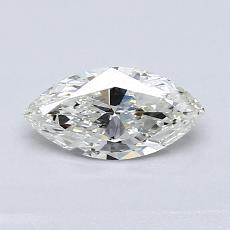 Recommended Stone #4: 0.57-Carat Marquise Cut Diamond