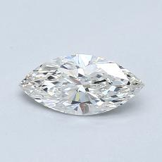 Recommended Stone #4: 0.47-Carat Marquise Cut Diamond
