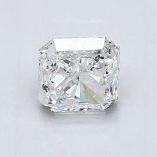 Recommended Stone #2: 1,20-Carat Radiant Cut