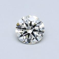 Recommended Stone #3: 0.56-Carat Round Cut