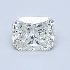 Recommended Stone #1: 0.93-Carat Radiant Cut