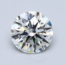 Recommended Stone #3: 1.27-Carat Round Cut Diamond