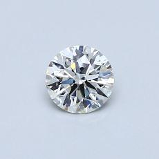 Recommended Stone #4: 0.35-Carat Round Cut Diamond
