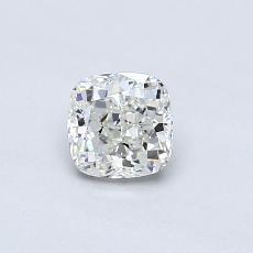 0.53 Carat クッション Diamond ベリーグッド I VVS2