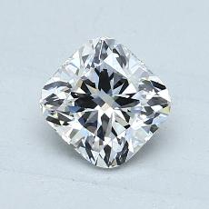 Recommended Stone #2: 1.09-Carat Cushion Cut Diamond