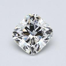 Recommended Stone #2: 1.02-Carat Cushion Cut Diamond