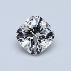 0.71-Carat Cushion Diamond ASTOR G VVS1