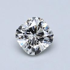 Recommended Stone #1: 0.82-Carat Cushion Cut Diamond