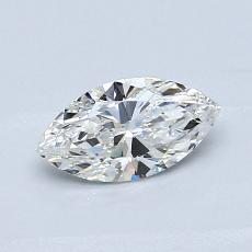 Recommended Stone #4: 0.48-Carat Marquise Cut