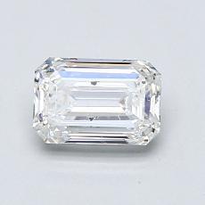 1.01 Carat 綠寶石 Diamond 非常好 G SI2