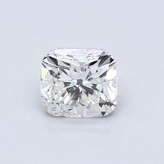 0.70-Carat Cushion Diamond ASTOR G VS2