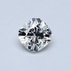0.50 Carat 垫形 Diamond Astor 理想 G VS1