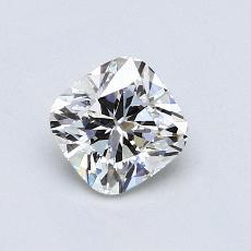 Recommended Stone #1: 0.94-Carat Cushion Cut Diamond