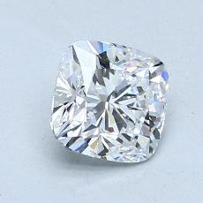 Recommended Stone #3: 1.11-Carat Cushion Cut Diamond
