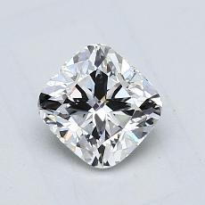 1.01 Carat Cojin Diamond ASTOR E VS2