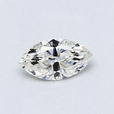 Target Stone: 0.41-Carat Marquise Cut Diamond