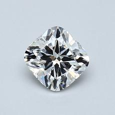 Recommended Stone #1: 0.71-Carat Cushion Cut Diamond