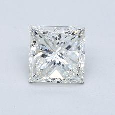 Recommended Stone #4: 1.84-Carat Princess Cut