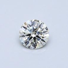 Recommended Stone #4: 0.34-Carat Round Cut Diamond