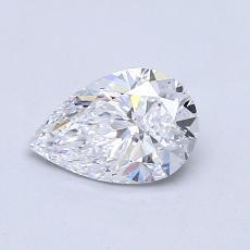 推荐宝石 2:0.71 克拉梨形切割钻石