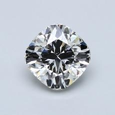 Recommended Stone #3: 1.01-Carat Cushion Cut Diamond