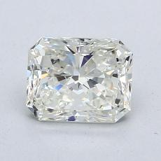 Recommended Stone #2: 1,13-Carat Radiant Cut Diamond
