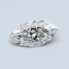 推荐宝石 3:0.52 克拉榄尖形钻石