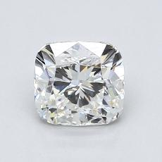 Recommended Stone #2: 1.30-Carat Cushion Cut Diamond