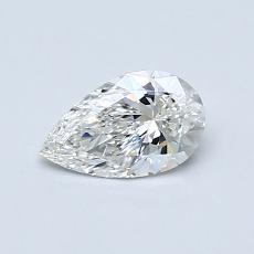 Target Stone: 0.50-Carat Pear Cut Diamond