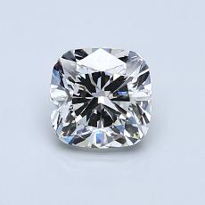 Recommended Stone #3: 0.89-Carat Cushion Cut Diamond