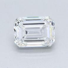 Target Stone: 1.00-Carat Emerald Cut Diamond