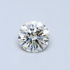 Recommended Stone #3: 0,46-Carat Round Cut Diamond