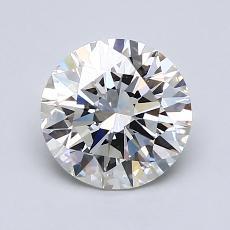 Target Stone: 1.40-Carat Round Cut Diamond