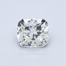 Recommended Stone #3: 0,80-Carat Cushion Cut Diamond