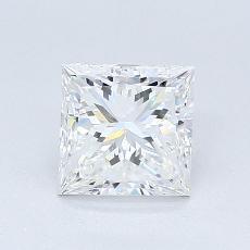 Target Stone: 1.20-Carat Princess Cut Diamond