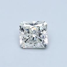 推荐宝石 2:0.51 克拉雷地恩明亮式钻石
