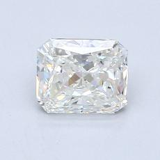 Recommended Stone #1: 1.01-Carat Radiant Cut