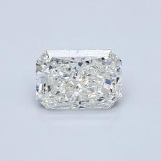 推荐宝石 1:0.59 克拉雷地恩明亮式钻石