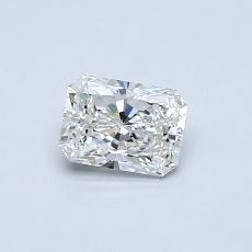 Recommended Stone #2: 0.46-Carat Radiant Cut Diamond