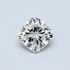 Recommended Stone #2: 0.51-Carat Cushion Cut Diamond