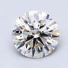 Recommended Stone #2: 1.70-Carat Round Cut Diamond
