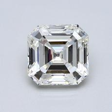 推薦鑽石 #4: 1.06  克拉上丁方形鑽石