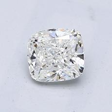 0.81-Carat Cushion Diamond Very Good G VS1